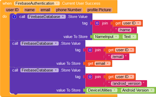 Securing Firebase - Kodular Docs